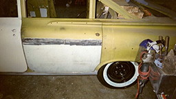 chevy 59 restauration